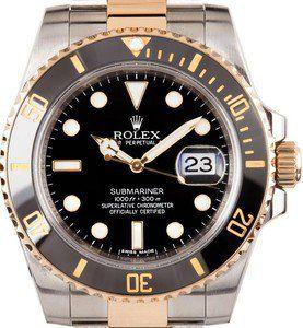 Used Rolex Submariner 116613 Ceramic Bezel