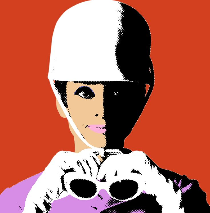 The Fabulous Audrey Hepburn now has exclusive, custom- made Audrey Hepburn pop art for your enjoyment. Description from fabaudrey.com. I searched for this on bing.com/images