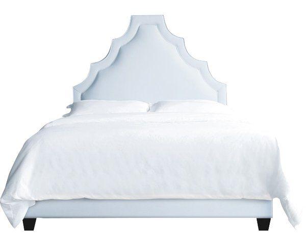 Lexi Upholstered Platform Bed Upholstered Platform Bed Platform Bed Bed