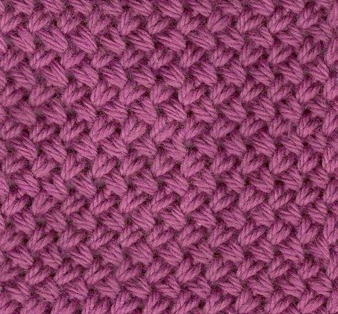 tuto tricot tressé en français