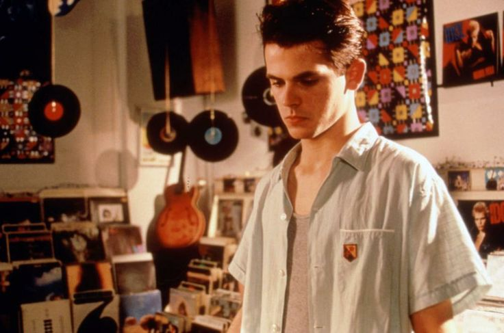 Chris Stafford, 1998 | Essential Gay Themed Films To Watch, Edge of Seventeen http://gay-themed-films.com/watch-edge-of-seventeen/