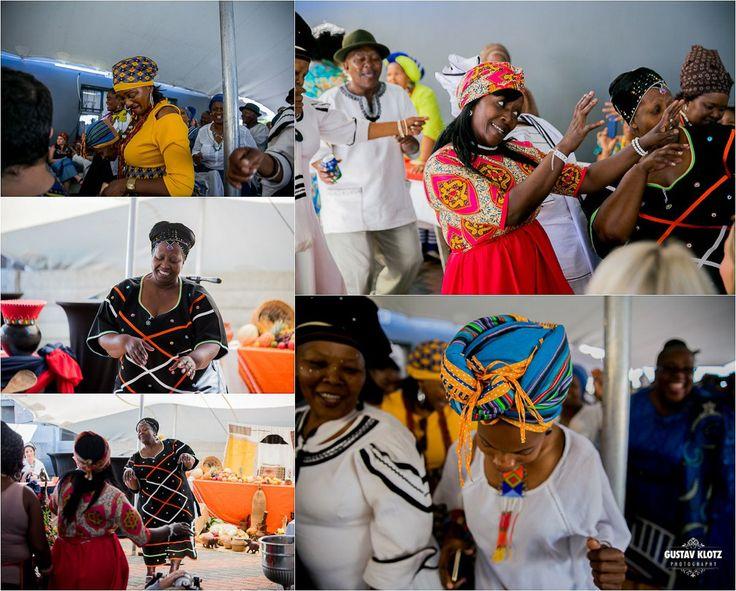 Traditional isiXhosa Wedding in Gugulethu, South Africa