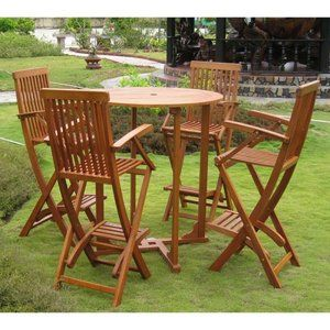 International Caravan Royal Tahiti Lugo Bar Height Dining Set31 Best Bar  Height Patio Chairs Images On Pinterest