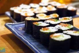 Cara Membuat Sushi Isi Sosis