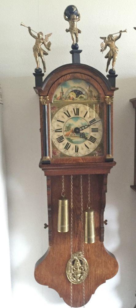 121 Best Antique Vintage Clock Images On Pinterest