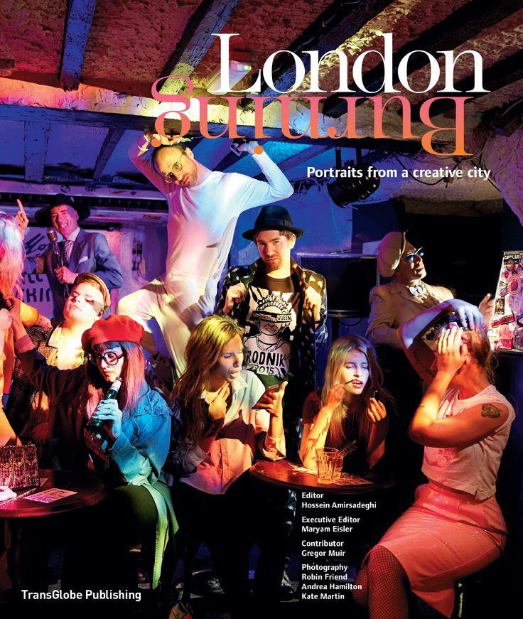 #londonburningbook Cover!