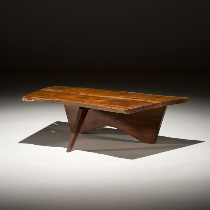 George nakashima slab table 1970 furniture lighting for Table 6 of gstr 1