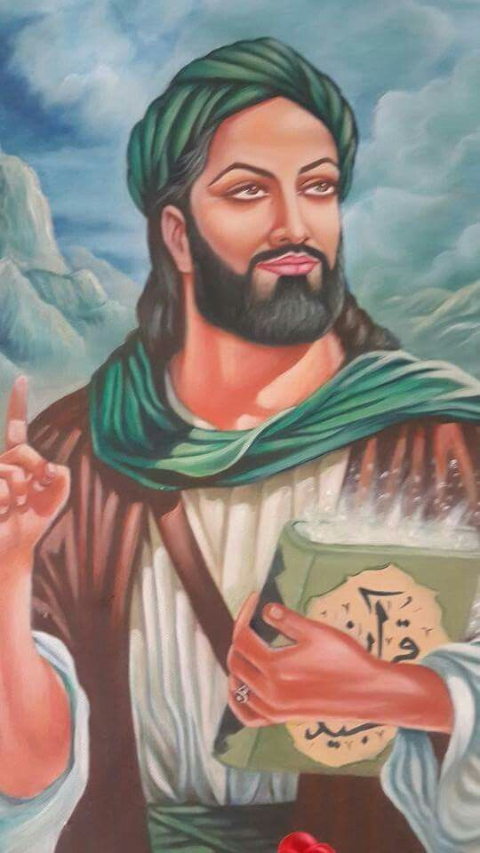 смотреть картинки пророка редкие