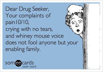 Oh patients....