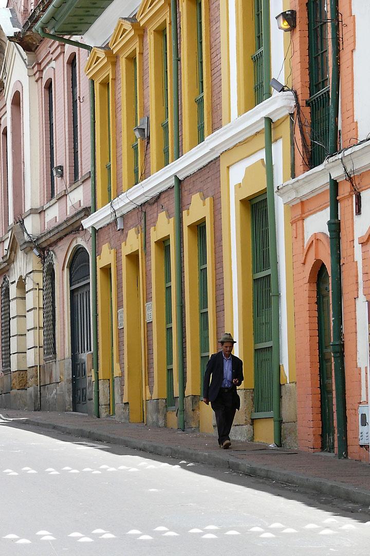 Candelaria, Bogotá