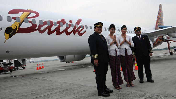 batik air, fly so high
