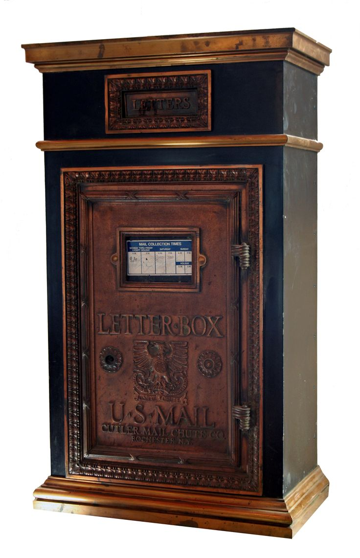 Commercial Mailbox For Sale | Antiques.com | Classifieds