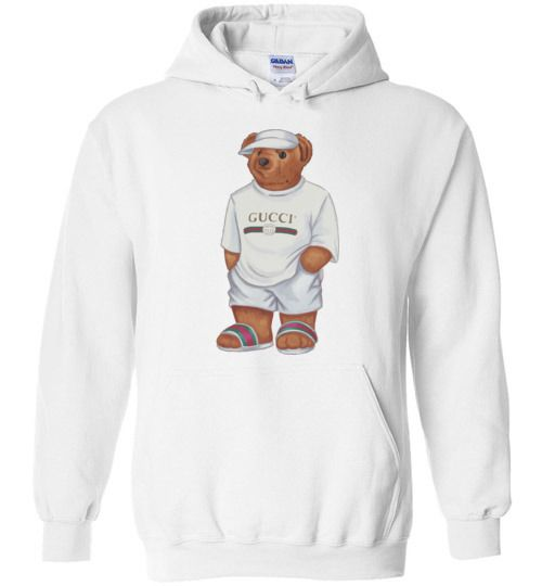 acb6d19e446 awesome LIFE S GUCCI BEAR Unisex Hoodie