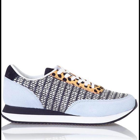 ❌ FLASH SALE❌ Loeffler Randall Rio Sneakers SZ 7 ❤️ Gorgeous Loeffler Randall Black and White Mix Rio Sneakers Size 7❤️ONE DAY Loeffler Randall Shoes Sneakers
