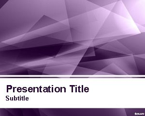 70 best abstract backgrounds for powerpoint images on pinterest abstract violet powerpoint template free powerpoint templates toneelgroepblik Gallery