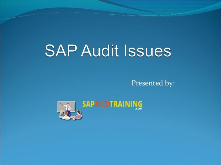 Quick Sap Compliance Solution Can You Tell Who Is Messing Up Your