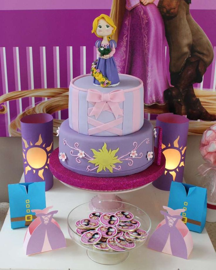 162 Best Images About Rapunzel/Tangled Party Ideas On