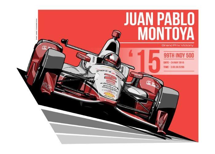 Juan Pablo Montoya - 2015