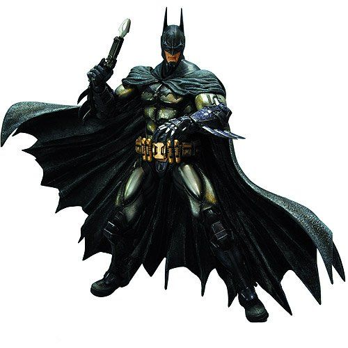 Square Enix Batman Arkham Asylum Play Arts Kai Ar @ niftywarehouse.com