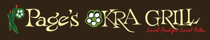 Page's Okra Grill- Charleston Restaurant Week 3 for $20 Menu!