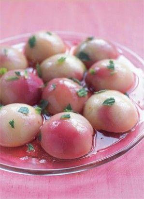Nigella, Peaches and Mint on Pinterest