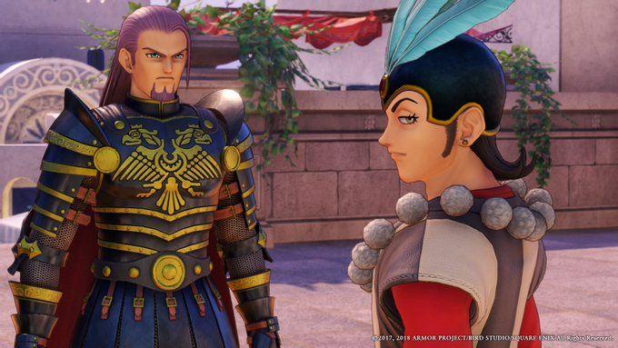 Luminerik Dq11 Luminerik11 Twitter Dragon Quest Dragon Quest Xi Dragon Quest 11