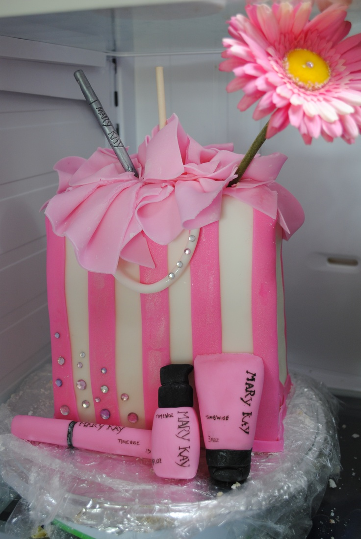 17 Best Images About Mary Kay Cake On Pinterest