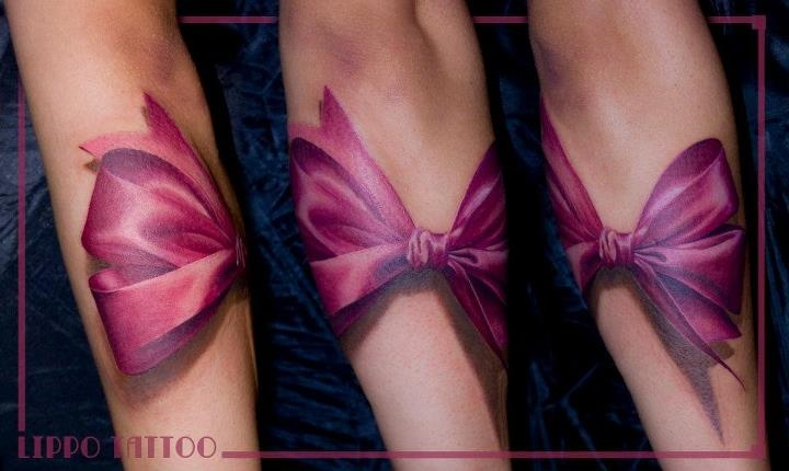 Now THIS is how you do a bow tat