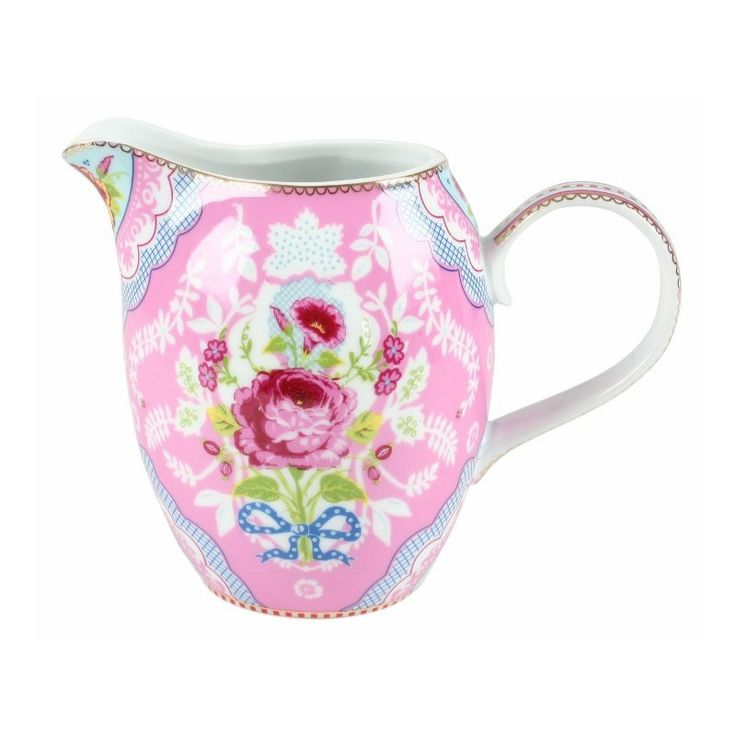 At Gifts and Collectables we offer a great range of Pip Studio porcelain and gifts including the Large Pink Floral Jug - order online today