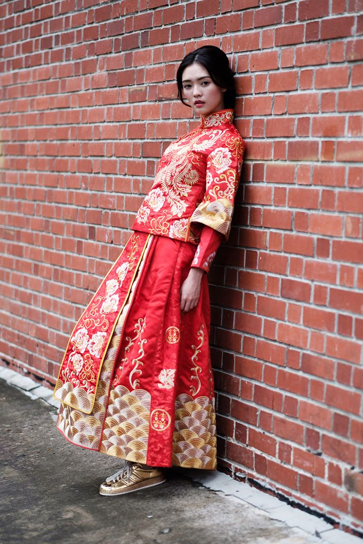 38 best The Wedding x Chinese images on Pinterest | Chinese wedding ...