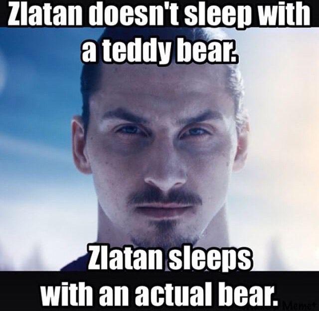 King Zlatan