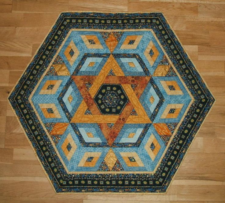 You have to see Rachel's Star on Craftsy!