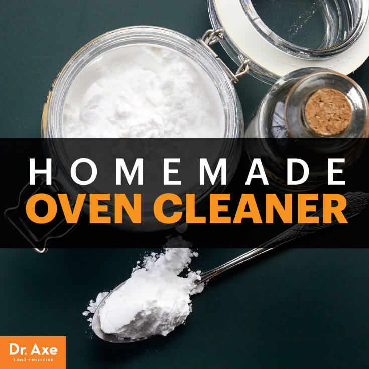 How To Make Natural Homemade Oven Cleaner