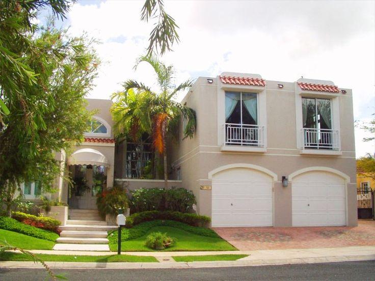 16 best casas en puerto rico images on pinterest puerto for Disenos de jardines para casas pequenas