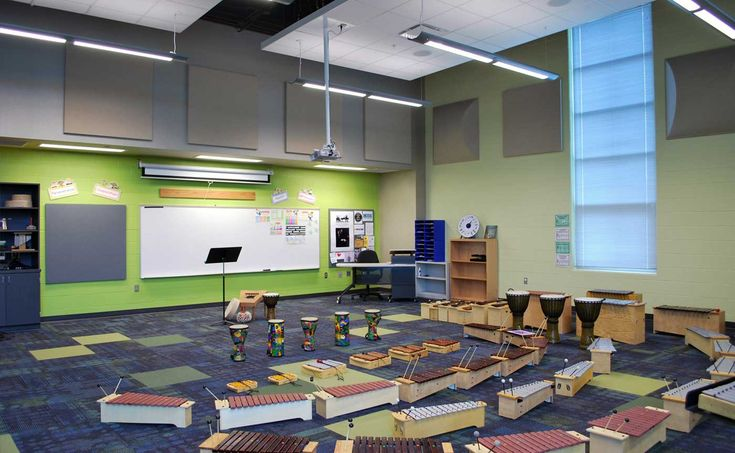 Best Interior Design School : Modern Schools Art Interior Classroom Design