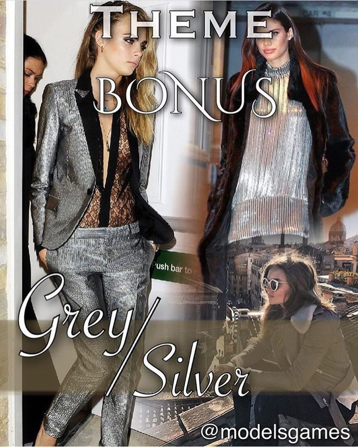 BONUS THEME!! Theme: Silver/Gray �� Good luck to our participants! ☘️❤️ ⚜️Gigi Hadid by @toriahaley7 ⚜️ Adriana Lima by @josephinesdaily  ##caradelevingne #delevingnecara #cara #delevingne ##sarasampaio #sampaiosara #sara #sampaio #josephineskriver #skriverjosephine #josephine #skriver #adrianalima #limaadriana #adriana #lima #gigihadid #hadidgigi #gigi #hadid http://misstagram.com/ipost/1563646284391452069/?code=BWzMALXgw2l