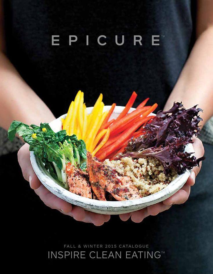 Epicure Fall Winter 2015 Catalogue www.robertamerrill.myepicure.com to ask questions & shop :)