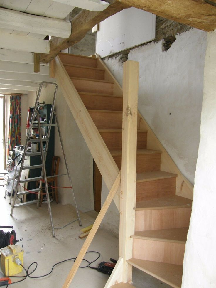 Made to measure 3 kite winder staircase kit (L Shape