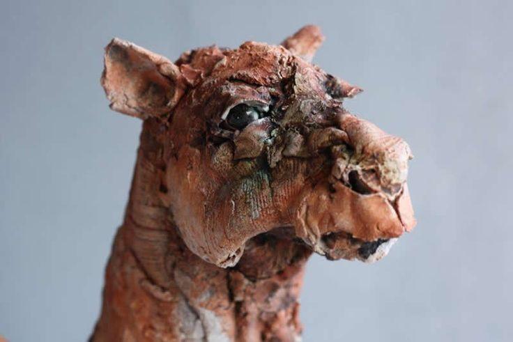 Ostinelli и иерей - Портфолио / Галерея - Керамические скульптуры животных