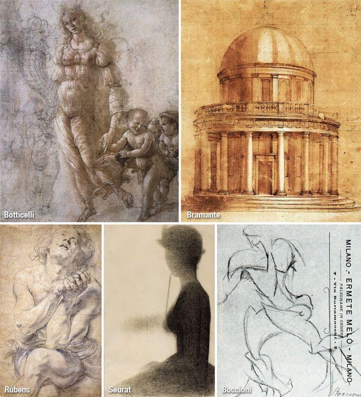 Oltre 25 fantastiche idee su storia dell 39 arte su pinterest for Adorno storia dell arte