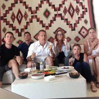 USA Loses to Belgium, but Tom Hanks' Family Wins the World Cup for This Photo