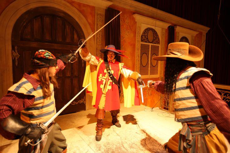 Mousquetaire de Richelieu - Puy du Fou