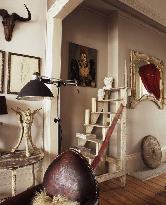 showroom, Alex MacArthur Antiques, Brighton