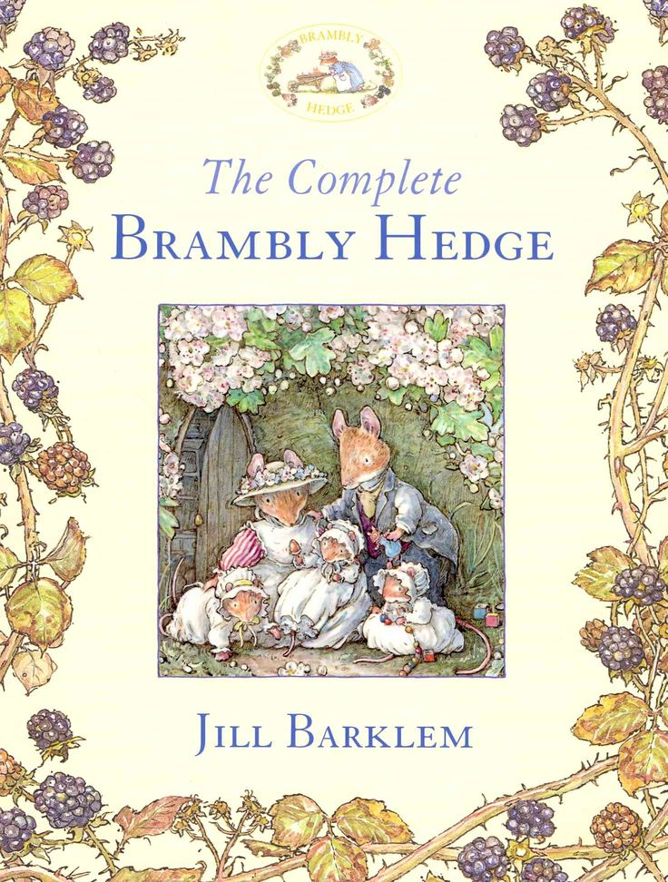 The mice of Brambly Hedge have been delighting adults and children alike for more than thirty years. All eight of the classic picture books are brought together in this exquisite volume.