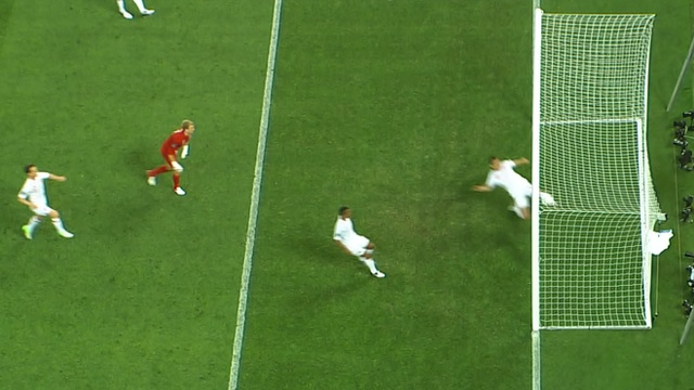 Fifa president Sepp Blatter has renewed his call for the introduction of goal-line technology after a controversial incident in England's 1-0 win over Ukraine helped eliminate the co-hosts.