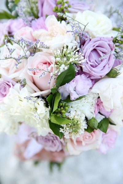 Lilac Bridal Bouquet by My Dandy Day Gallery | My Dandy Day