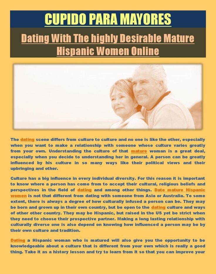 Date Mature Hispanic Women   Meet Mature Hispanic Women   Dating Site for  Mature Hispanic Women   Website: http://maturehispanicsingles.blogspot.co…