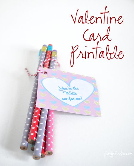 17 best FREE Printables Valentines Day images on Pinterest