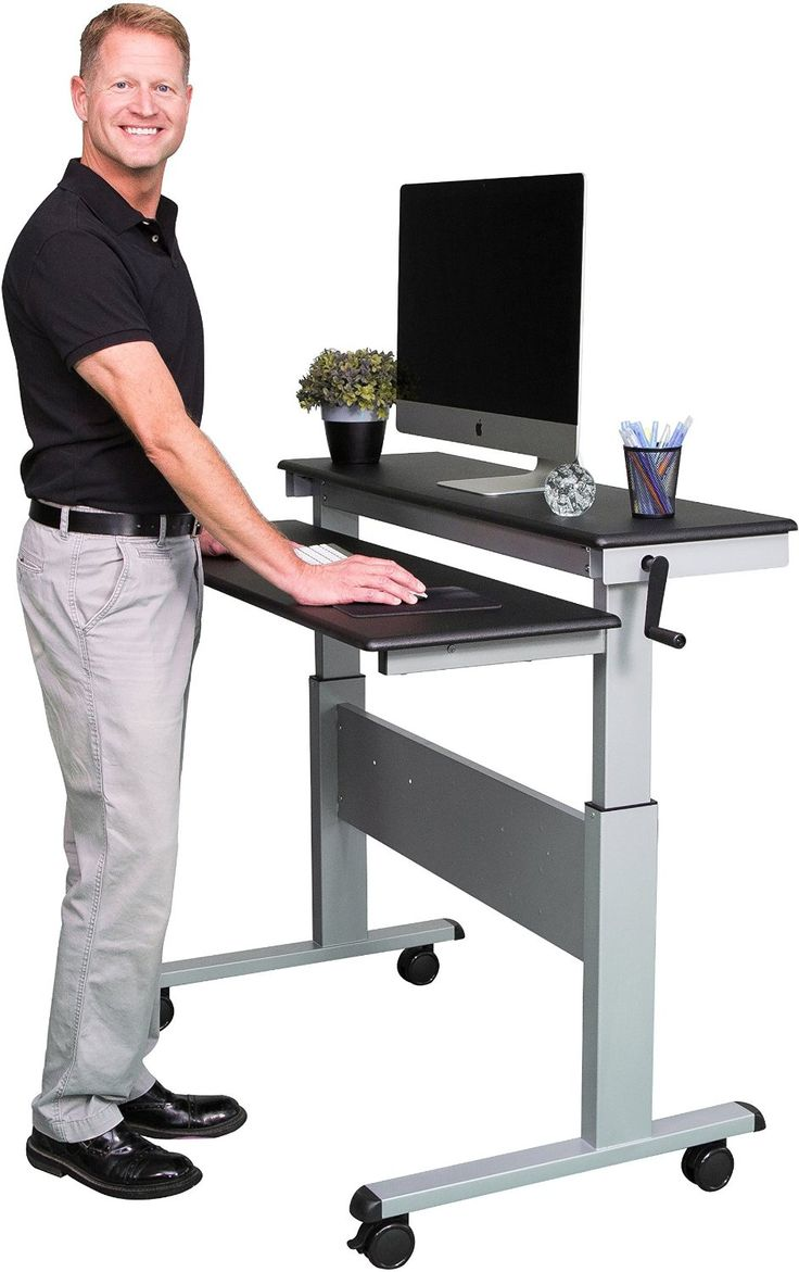 Best 25+ Best standing desk ideas only on Pinterest | Sit stand ...