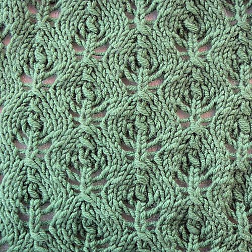 Yarn Nouveau Knitting Pattern by Susan Ashcroft || Free